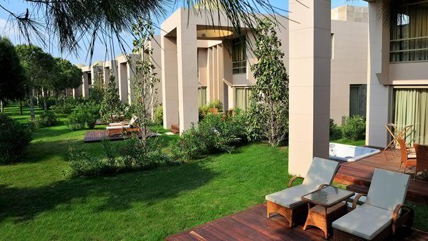 Gloria Serenity Belek, Turkije. We hebben het resor zelf bezocht en geïnspecteerd. Zeer goed 5* hotel.