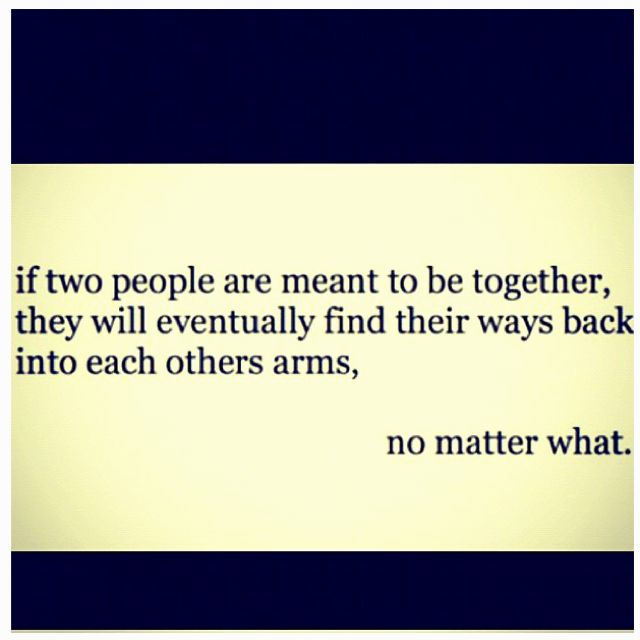 Love Not Meant To Be Quotes: 22 Best Images About Meant To Be On Pinterest