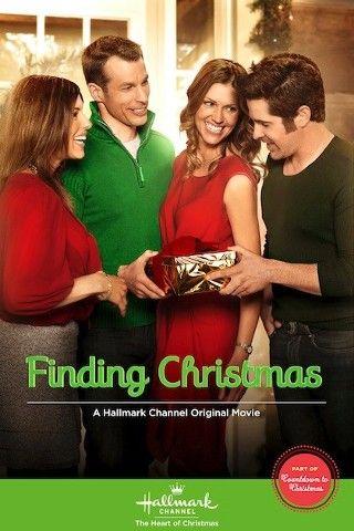 I'm watching #FindingChristmas #HallmarkChannel #TheHeartOfChristmas #CountdownToChristmas