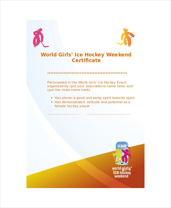 hockey flyer templates 10 free printable pdf ppt word