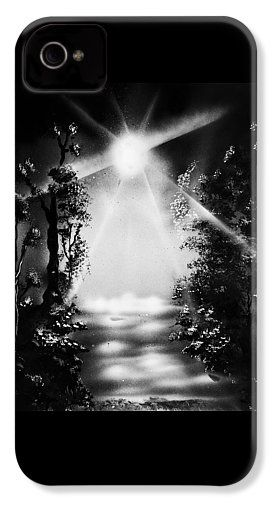 Awakening Dream IPhone 4 / 4s Case Printed with Fine Art spray painting image Awakening Dream by Nandor Molnar (When you visit the Shop, change the orientation, background color and image size as you wish)