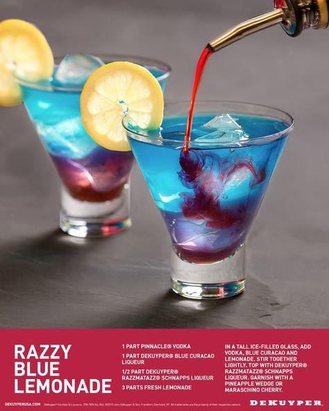 Blue lagoon cocktail rezept  Die besten 25+ Blue curacao liqueur Ideen auf Pinterest | Blue ...