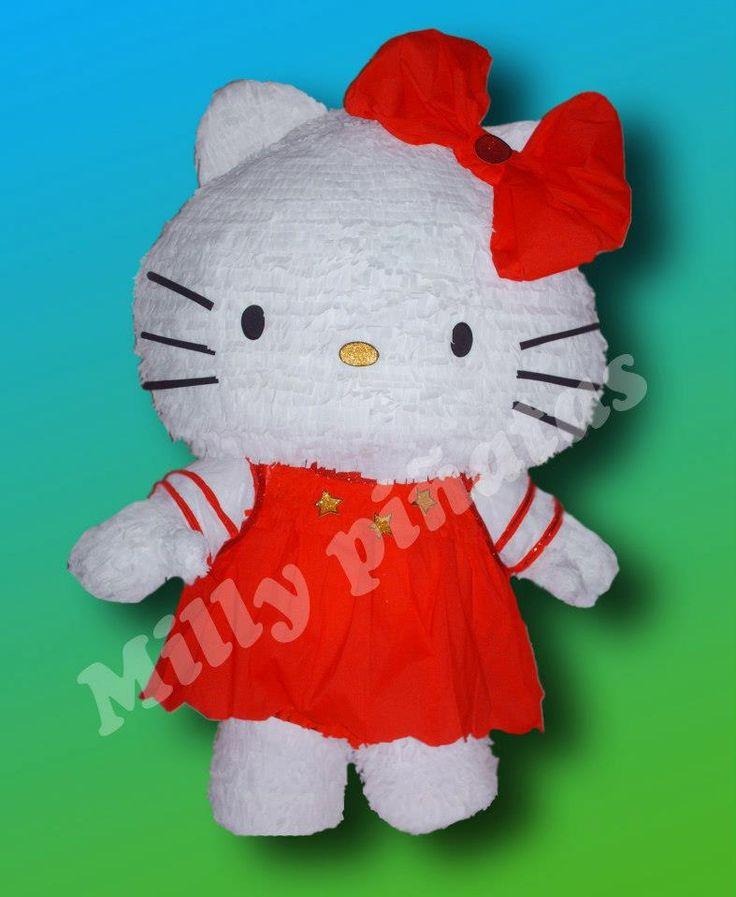 Piñata de Hello Kitty, Milly piñatas exclusivas