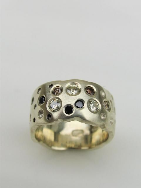 designer artisan hand made custom rings,bracelets,contemporary gallery | Debra Fallowfield