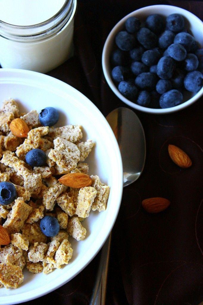 Organic Cinnamon & Honey Nut Crunch Cereal Recipe - Whole Lifestyle Nutrition | Organic Recipes | Holistic Recipes