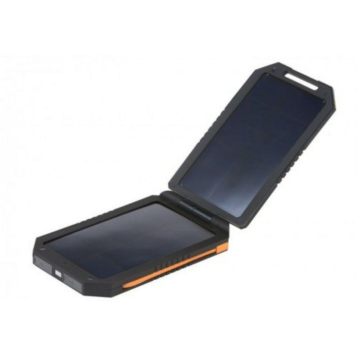 Cargador Solar Xtorm Lava Charger. Carga cualquier dispositivo estés donde estés! http://www.monsolar.com/cargador-solar-xtorm-lava-charger.html