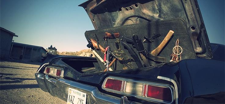 #winchester #supernatural #impala
