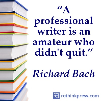 Image result for quotes about not giving up on writing