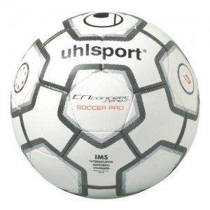 UHLSPORT TCPS SOCCER PRO. El mejor balón de entrenamiento del mercado.Material estructurado de PU. Gran #resistencia. #Futbol #Futbol11 #Balon #Entrenamiento #Partido #Competicion