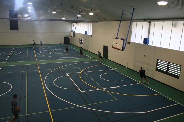 our Sports Centre - the latest addition to our campus