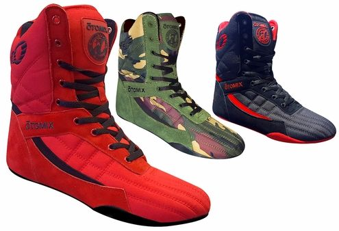 1c52c63816a6 PRO TKO Super Hi Shoe! Bodybuilding Shoes www.otomix.com
