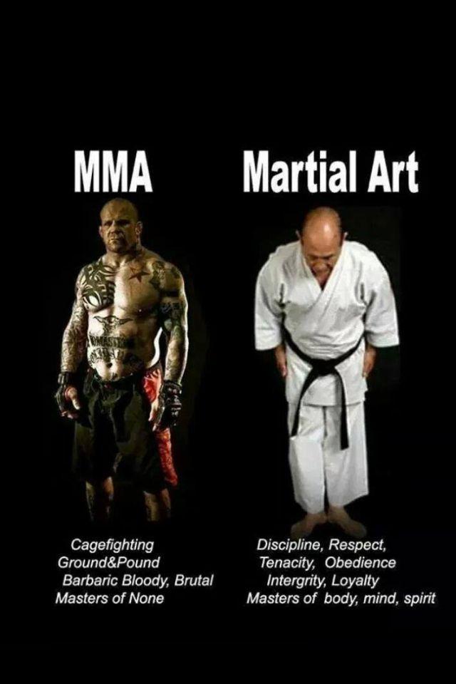 """Martial Art without philosophy is a street fight""        - GM Jhoon Rhee"