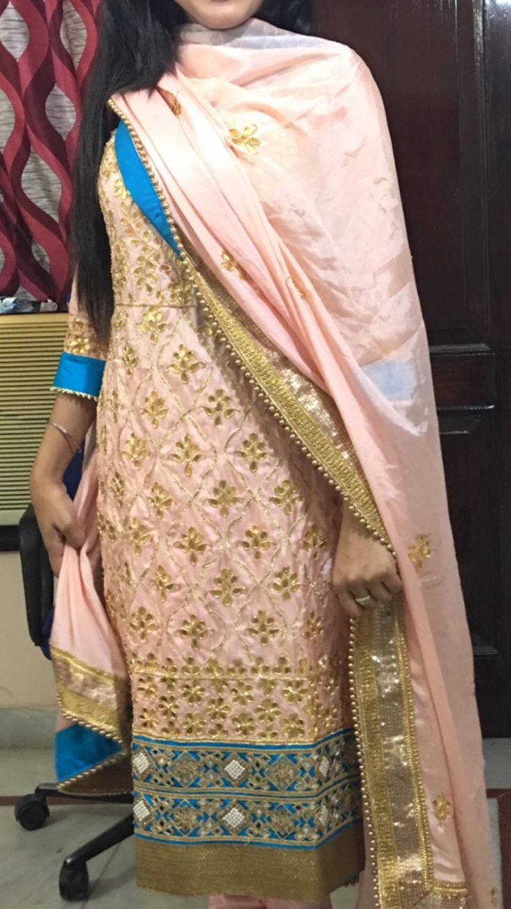 Beautifull punjabi suit