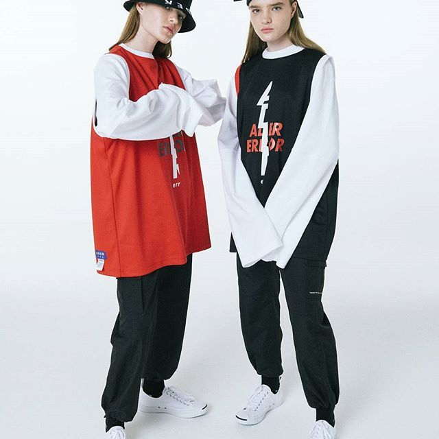 2nd collection open!  A Twin !  .  now.  adererror.com  #ader#adererror