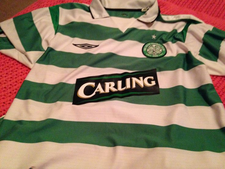 Celtic Fc shirt purchased from a vintage shop