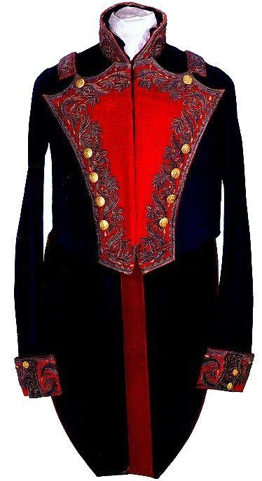 Mexican General's Coat