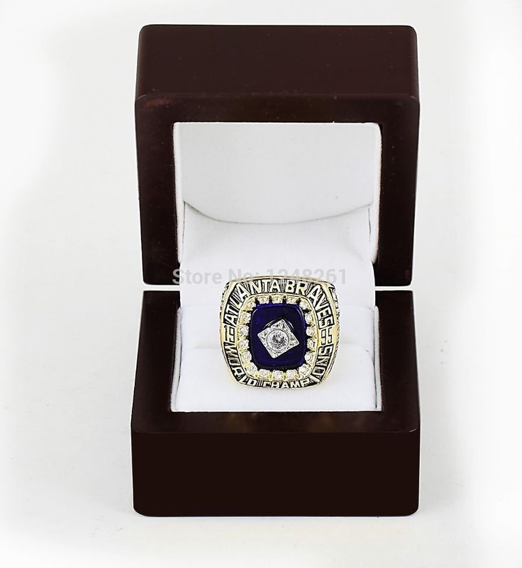 Atlanta Braves Championship Rings Sale