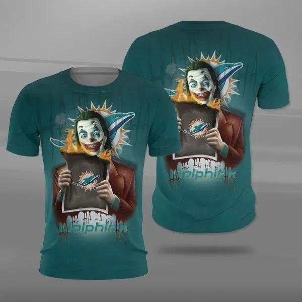Miami Dolphins T-Shirt custom cheap New