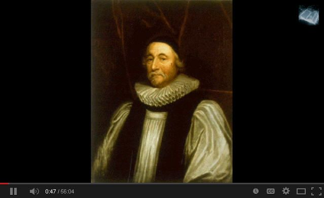 Answers in Genesis: Paul Taylor talks about the Irish theologian, James Ussher. Audio of the life of James Ussher.
