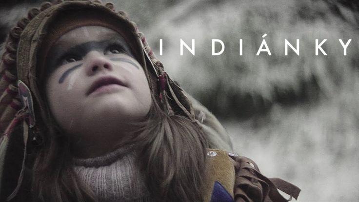 Lenka Dusilová & Baromantika - Indiánky (Official Video)