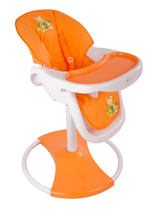 http://idealbebe.ro/kinderkraft-scaun-de-masa-star-orange-p-9745.html  Este un scaun modern reglabil pe mai multe nivele de inaltime. A fost proiectat si testat in conformitate cu cele mai recente standarde europene si a fost certificat conform EN 14998:2006. Combinatia de confort si securitate face ca produsul sa fie foarte popular si apreciat.