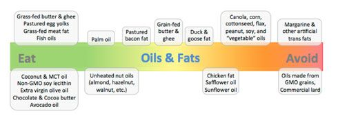 Oils and Fats!
