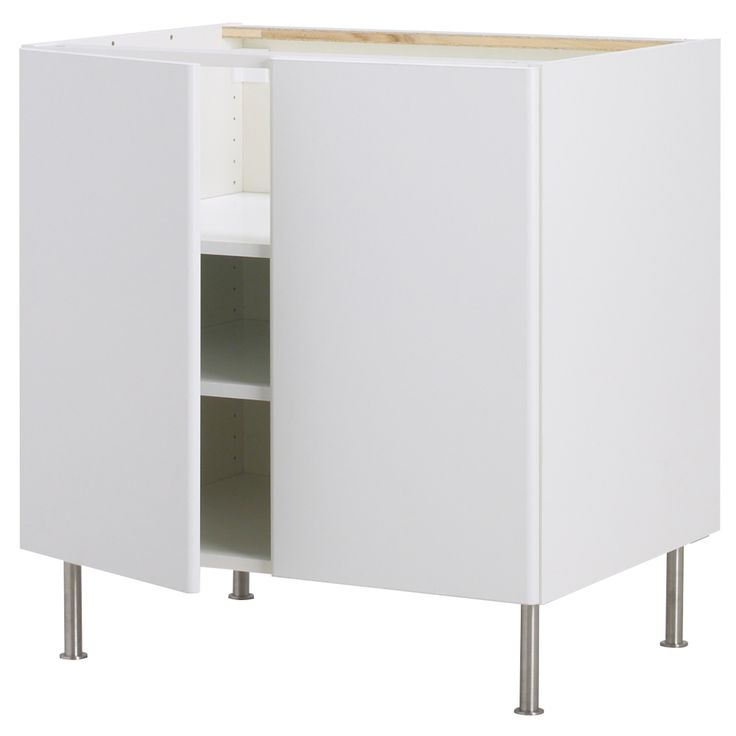 Akurum Base Cabinet W Doors White Härlig 30 Ikea Imagine 4 Of These Two On Each End Makes Leaving 3 Ft In The Middle For Desk Area Prefect