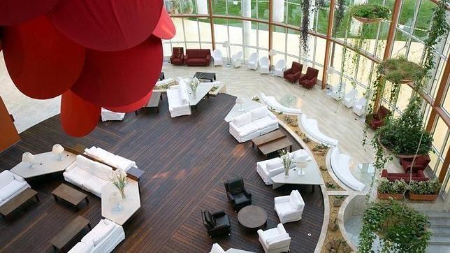 Los hoteles más «fashion» del mundo. Silken Al-Andalus Palace. Sevilla