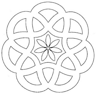 Mandala #mandala #mandalas #coloriage                                                                                                                                                      Más