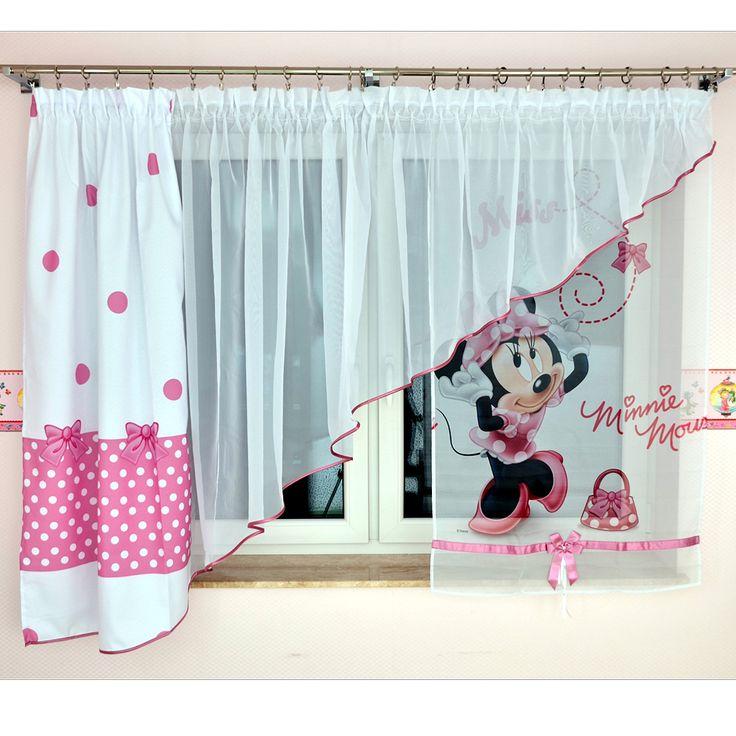 Minnie Mouse Gardinen 15 best kindergardinen images on