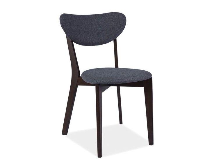 Krzesło ANDRE szary