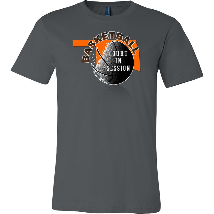 OSU Basketball Court In Session Men's T-shirt