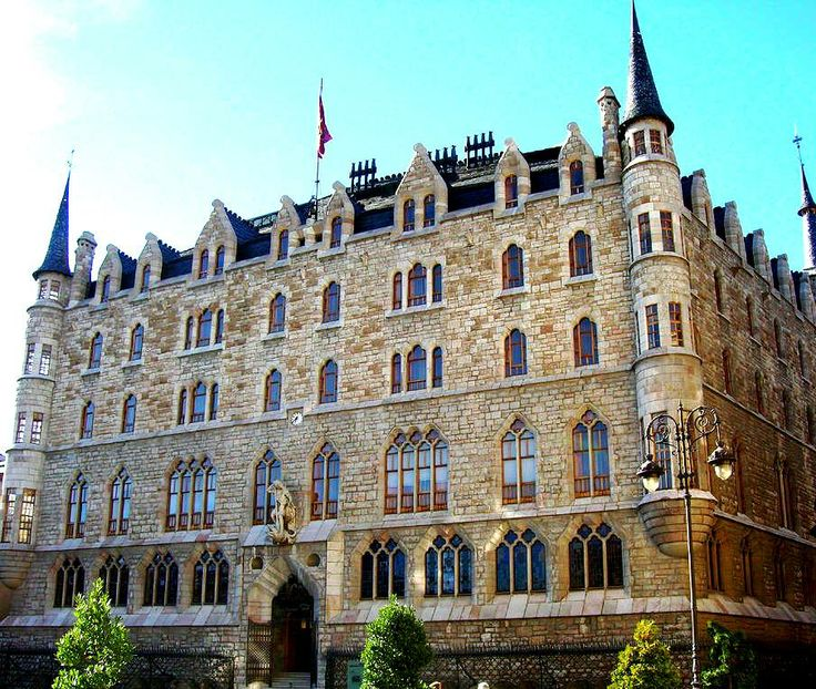 17 Best images about CM - Artist Study: Gaudi (architect) on Pinterest  Span...