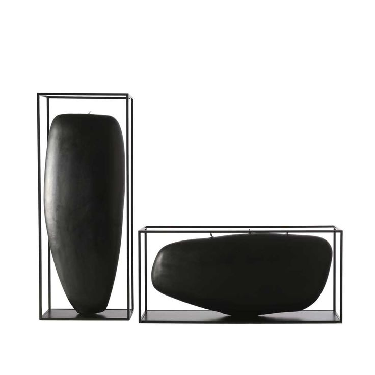 Candles: OVERSCALE FLAMES - Collection: B&B Italia - Design: Jean-Marie Massaud