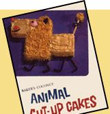 Animal Cut-Up Cakes - Home Page Mom had this book many years ago.  We each got to choose our cake for our birthday each year.  fun fun