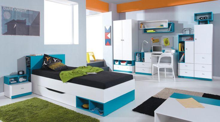 kolorowe meble dla przedszkolaków Mobi