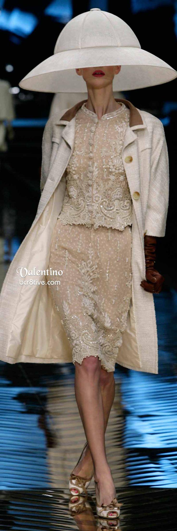 Valentino Dome Hat - Farewell Valentino Collection