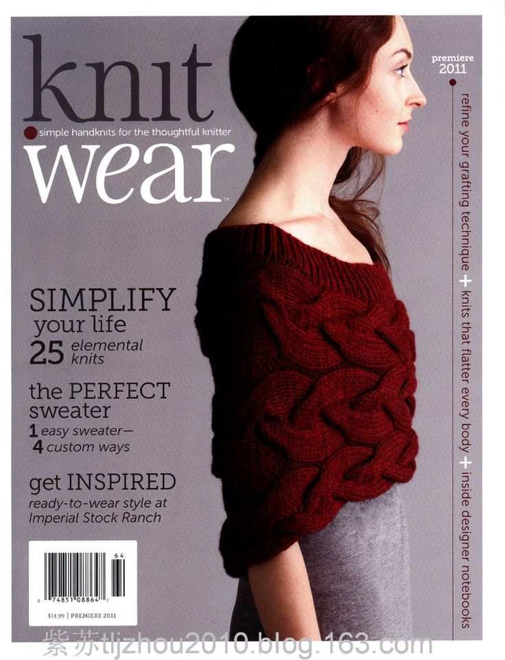 Knit Wear Premier 2011