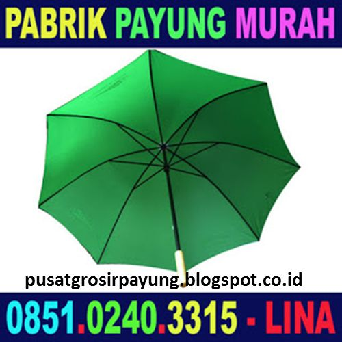 Jual Payung Golf Promosi Murah Blitar - 0851.0240.3315