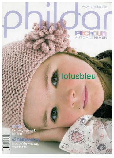 Phildar Kids - charlot ! - Picasa Albums Web