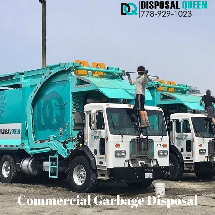 Experience Commercial Garbage Disposal with Disposal Queen. Our technicians have years of experience working on all garbage disposal.