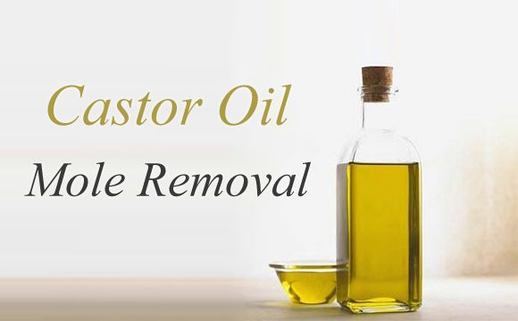 Castor Oil – a Proven Home Remedy For Skin Moles Home remedies for skin Oils