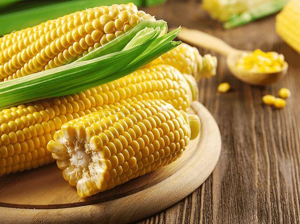 Arepas de Milho Recheadas com Queijo de Cabra, Chorizos, Milho e Pimenta Assada - Food Network