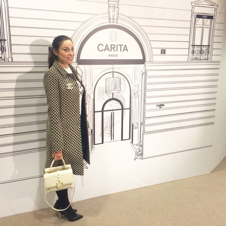 Maison #carita #paris #loreal #love #skincare #bonton #luxury