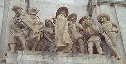 9. Fue capturado y pasó 5 años aprisionado. Lo encontraron con cartas de recomendación que llevaba de don Juan de Austria y del Duque de Sessa. Pensarion sus captores que Cervantes era una persona muy importante, y por quien podrían conseguir un buen rescate.