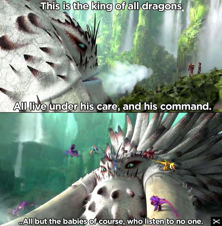 'How To Train Your Dragon 2' The Bewilderbeast Movie Clip: https://www.youtube.com/watch?v=1QwqESb558U #HTTYD2