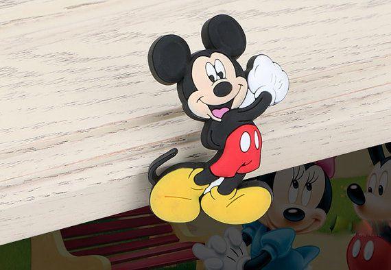 Children Room Furniture Accessories  Mickey Mouse Decorative