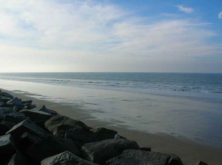 plage Hauteville sur mer