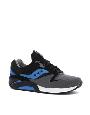 Image 1 of Saucony Grid 9000 Trainers