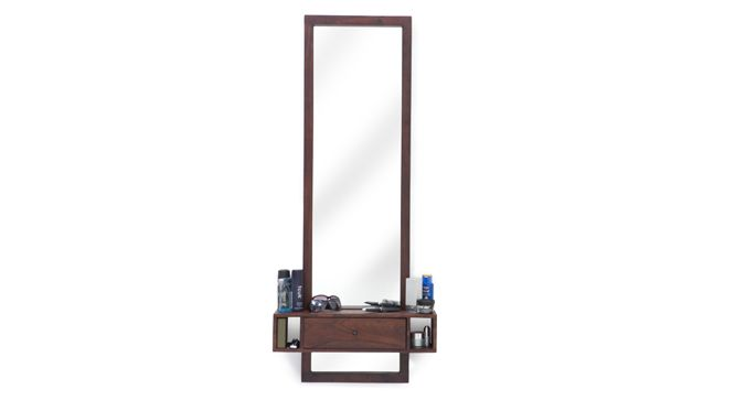 Ha 6000 // Put your whole dressing table on the wall, with the clever space saving Theia Mirror